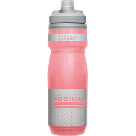 CamelBak Podium Chill Bidon 620ml, reflective pink